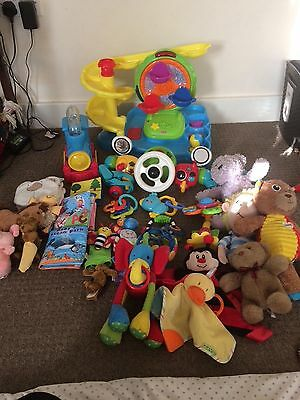 Bundle of Baby/Toddler Learning Toys Fisher Price etc.