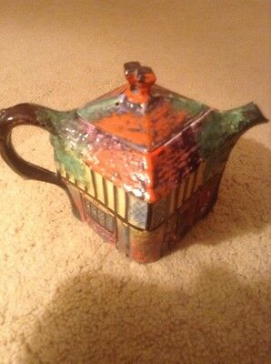 Vintage 1930's Hand Painted Royal Winton ( Grimwade) Teapot. Cottage Style.