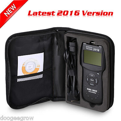2016 New Universal Scanner Reader ODB2 EOBD Car Vehicle Fault Code CAN Scan Tool
