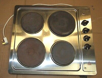Good Working Currys Electric Hob