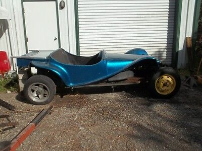 Beach buggy kit dune buggy body Berrie T bucket style ,1968 VW chassis and title