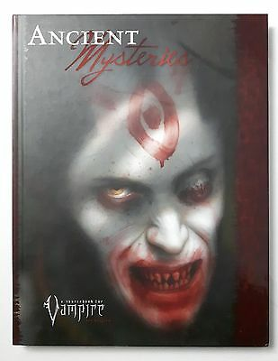 Vampire the Requiem Roleplaying Game Horror Ancient Mysteries