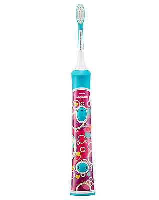 Philips Sonicare For Kids Electric Toothbrush Stickers Rechargeable HX6311/07