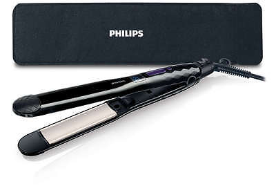 Philips Care Straight & Curl Straightener Ceramic Electric Ionic HP8345/03