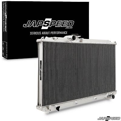 Japspeed Aluminium Alloy High Flow Sport Engine Rad Radiator For Lexus Is200