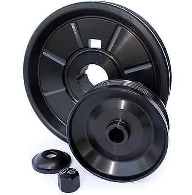 VW Beetle CB Performance Serpentine Pulley Kit - OEM Style