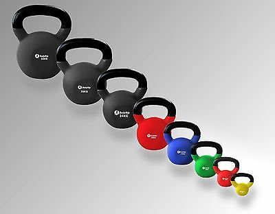 BodyRip Neoprene Kettlebell Kettlebells Exercise Fitness Training Home Gym