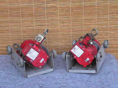 Thern 462 Winch (used) (only one available; price is for 1)