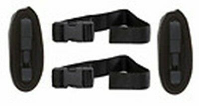 """2 x PAIRS OF GOLF TROLLEY STRAPS """"NEW"""" FITS MOST TROLLEYS AND CART BAGS"""