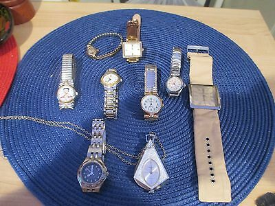 Lot watches 9