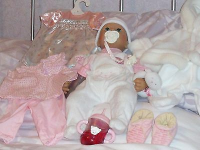"""Zapf  18""""  Baby Annabell Doll Soft Bodied"""