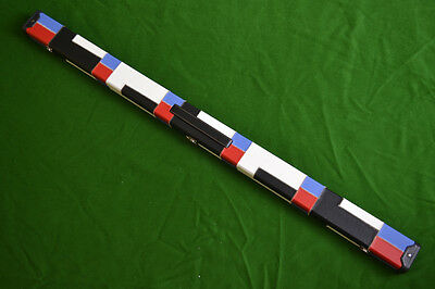Brand New Snooker Cue Case For Standard 3/4 Jointed Snooker Cue / Pool Cue