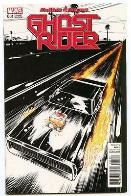 Ghost Rider #1 (2016) Marvel VF/NM to NM- Beyruth Variant