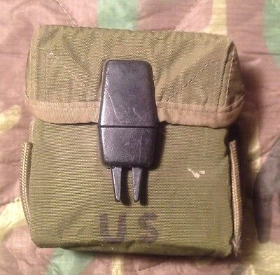 US Army Small Arms Ammo Pouch  - 20 Rounds M16  - VIETNAM