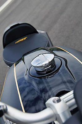 BMW R Nine t R9T Monza Gas Cap fuel petrol 2014+ R NineT Black Trim