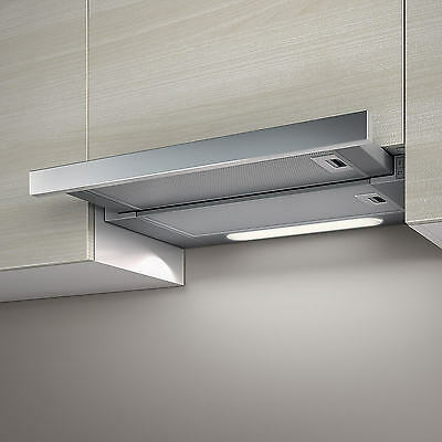 Elica Elite 14 LUX GRIX/A/90 Stainless Steel Cooker Hood
