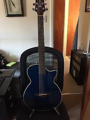 Crafter CT-120 Thinline Electro acoustic Guitar