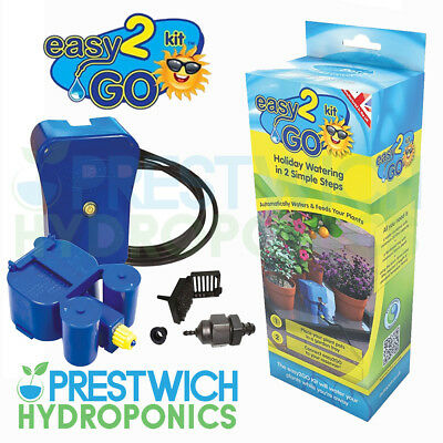 Easy 2 Go Kit Self Watering System - **WATERS PLANTS WHILE YOU'RE ON HOLIDAY**