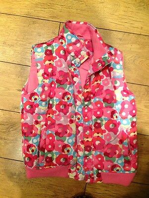 Gap Kids Girls Padded Body Warmer 9-10