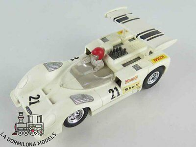 LMd168 - SCALEXTRIC SLOT - EXIN C-40 CHAPARRAL F1 GT #21