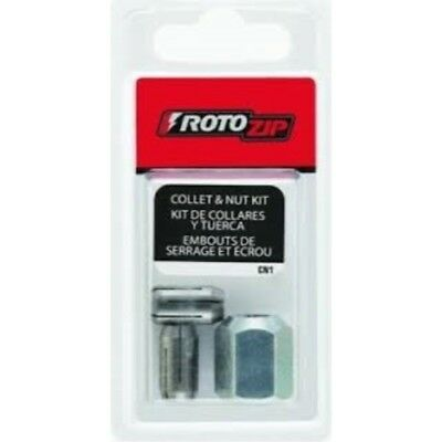 Roto Zip CN1 Replacement Collet and Nut Kit