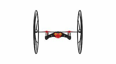 New Parrot MiniDrones Rolling Spider Drone Bluetooth Smartphone Controlled Red