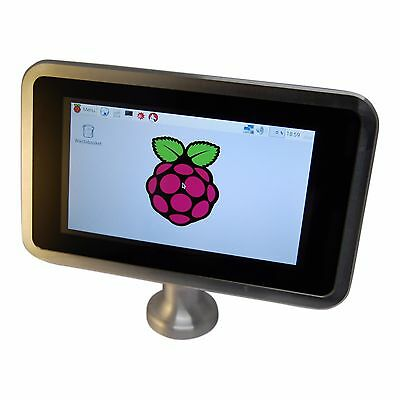 Stand and Frame for Official Raspberry Pi Touch Screen