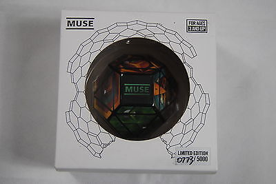 Muse Resistance The Hexagon Puzzle Game New Boxed Official Numbered Rare Showbiz