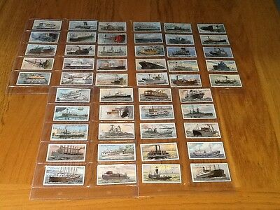 Set Of  50   Wills  Strange. Craft.  Cards  In Very  Good  Cond