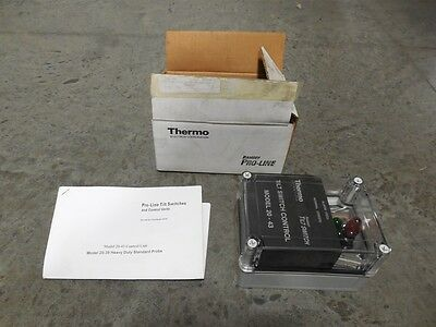 NEW Thermo Scientific / Ramsey Model 20-43 Pro-Line Tilt Switch Control Unit