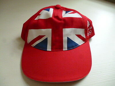 UNISEX Adidas osfy PARALYMPICS GB CAP ~ Adjustable ~ Barely Worn ~ Good & Clean