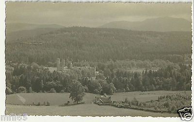 Old Postcard - Balmoral Castle - Unposted