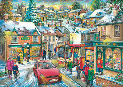 The House Of Puzzles - 1000 PIECE JIGSAW PUZZLE - Heading Home