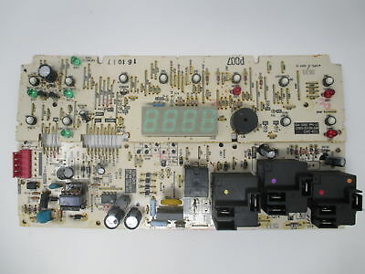 191D3776P007 Used WB27T11311 Low Quantity GE Stove Control Board WB27T10816