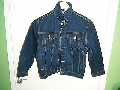 Denim Jacket For Youngster - Size 152 / 158 (S) 38 Inch - Looks Brand New