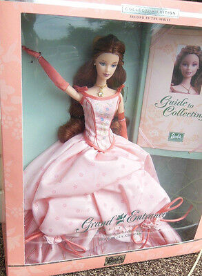 BARBIE GRAND ENTRANCE 2002 NRFB - NUOVA - model muse doll Collection Mattel