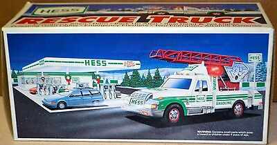 Hess 1994 Rescue Truck Emergency Siren  Horn  Back up Alert Lights NIB