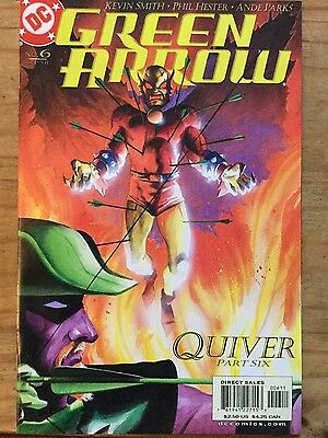 Green Arrow #6 Kevin Smith & Phil Hester
