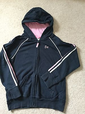 Girls Next Hooded Tracksuit Top age 10 years