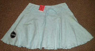 Girls Lovely Pale Green Skirt By Matalan Age 8-9 Years Bnwt