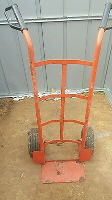 Used Heavy duty sack ruck trolley