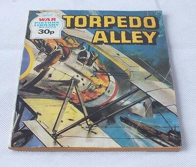 WAR Picture Library No. 2078/1984  TORPEDO ALLEY