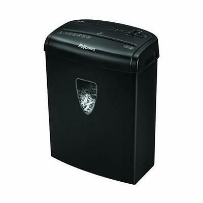 NEW Boxed Fellowes Powershred H-8C 15L Cross-Cut Paper Shredder - Black Reduced