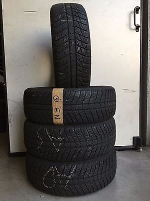 4 Gomme Pneumatici Invernali Usate 225/60R17 103H Nokian Wr Suv 3