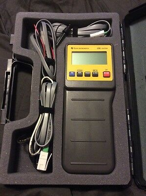Texas Instruments CBL System Calculator Based Laboratory Data Acquisition Probes
