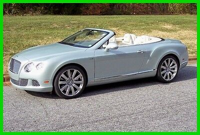 2015 Bentley Continental GT Speed 2015 Speed Used Turbo 6L W12 48V Automatic AWD Premium