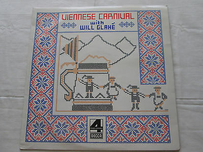 Viennese Carnival - Will Glahe - 1977 Stereo Decca Pfs 4404