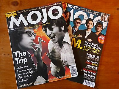 MOJO: The Music Magazine. Complete set plus all CDs. Pick up only.