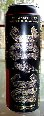Collectable beercans - ACDC Rock or Bust 538ml can