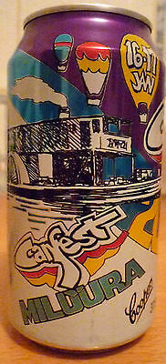 Collectable beer cans - 2016 Can Fest can (Mildura, VIC)